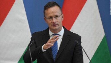 Photo of Hungarian FM questions EU's 'freedom of expression' after coach is sacked over homophobic and xenophobic comments