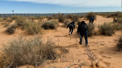 Photo of Inside a smuggling operation moving migrants across the border