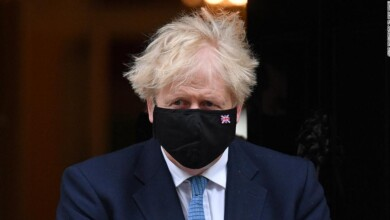 Photo of Boris Johnson is 'anxious' as Covid-19 variant found in India spreads in UK