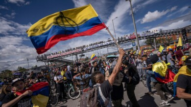 Photo of Protests in Colombia, Elections in Peru, and Other Chaos in the Andes