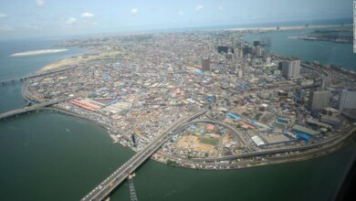Photo of Africa's most populous city is battling floods and rising seas. It may soon be unlivable