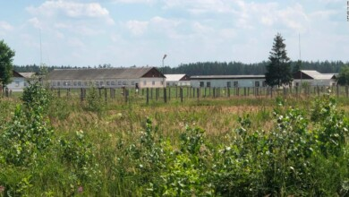 Photo of Belarusian dissidents fear the regime will put them into detention camps. It may have already built one
