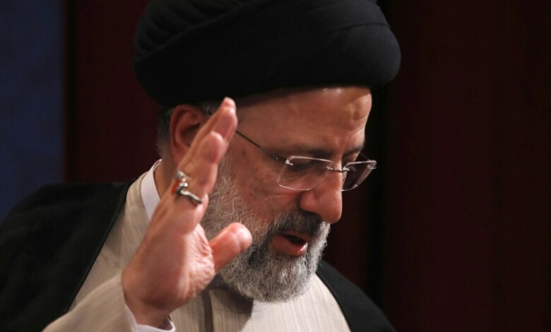 Photo of Iran Inaugurates a President Tied to a Massacre